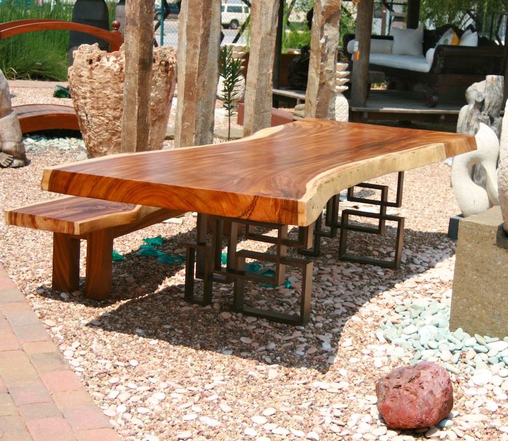Image of: Acacia Wood Dining Table Manufacturers