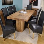 Acacia Wood Dining Table Set