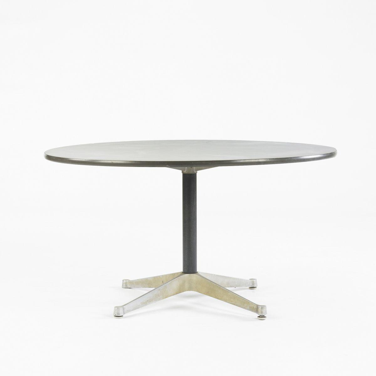 Image of: Almunium Eames Coffee Table