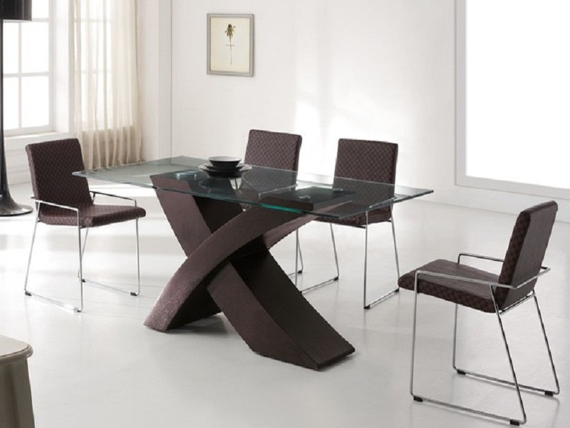 Image of: Amazing Modern Dining Tables