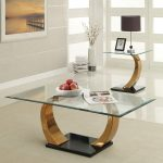 Amazing Glass Coffee Table Sets