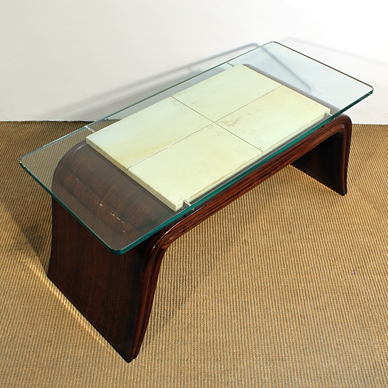 Image of: Art Deco Coffee Table Squere Wood