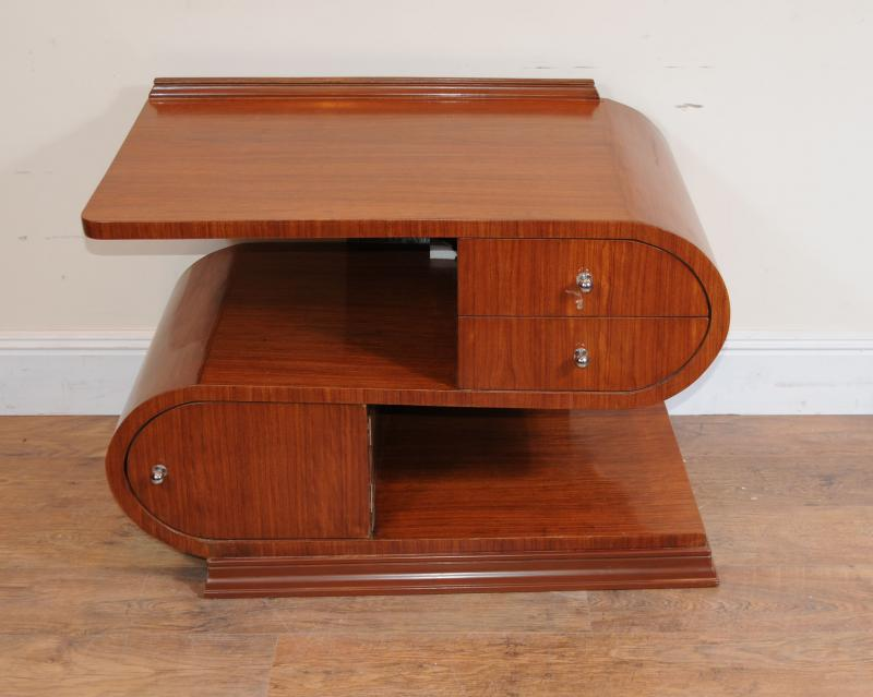 Image of: Art Deco Coffee Table Unique