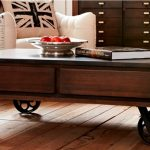 Ashley With Coffee Table Wheels