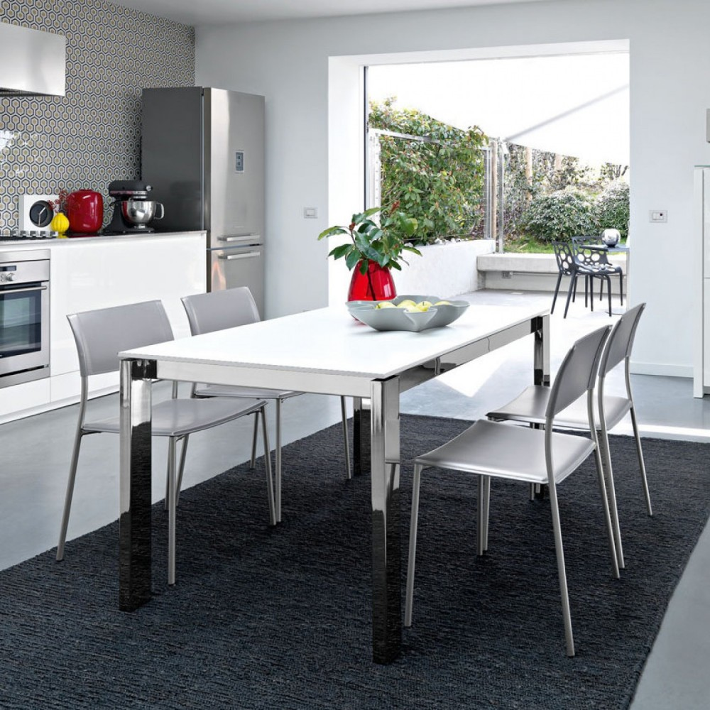 Image of: Awesome Calligaris Dining Table