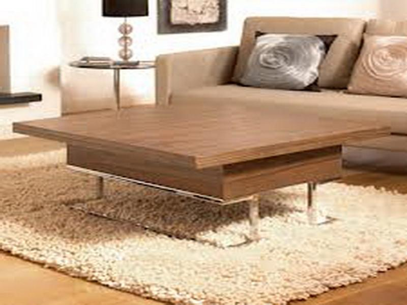 Picture of: Awesome Convertible Coffee Table