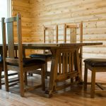 Awesome Mission Style Dining Table