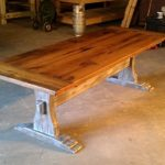 Barn Wood Tables Image