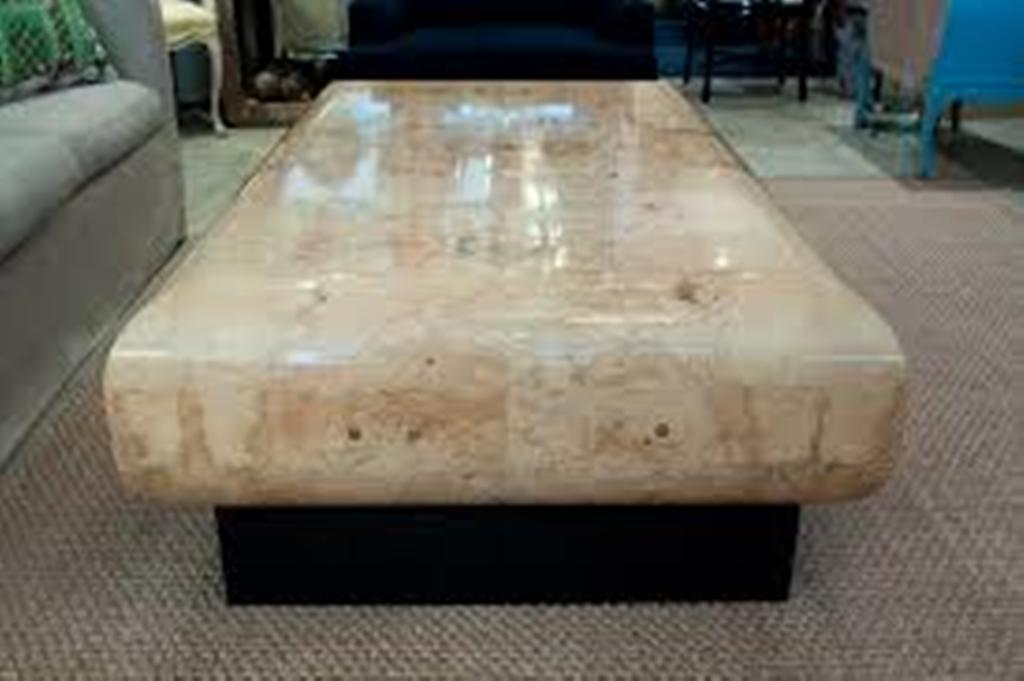 Image of: Base for Granite Coffee Table