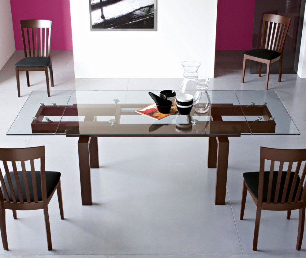 Image of: Beautiful Calligaris Dining Table