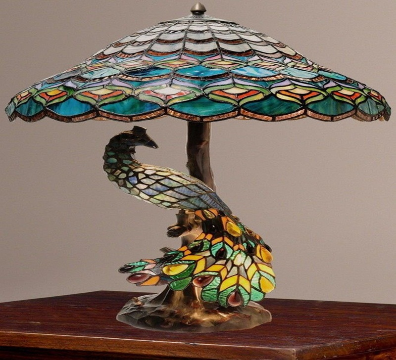 Image of: Beautiful Quoizel Table Lamps