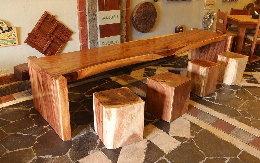 Image of: Beauty Wood Slabs For Table Tops