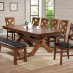 Best Distressed Wood Dining Table