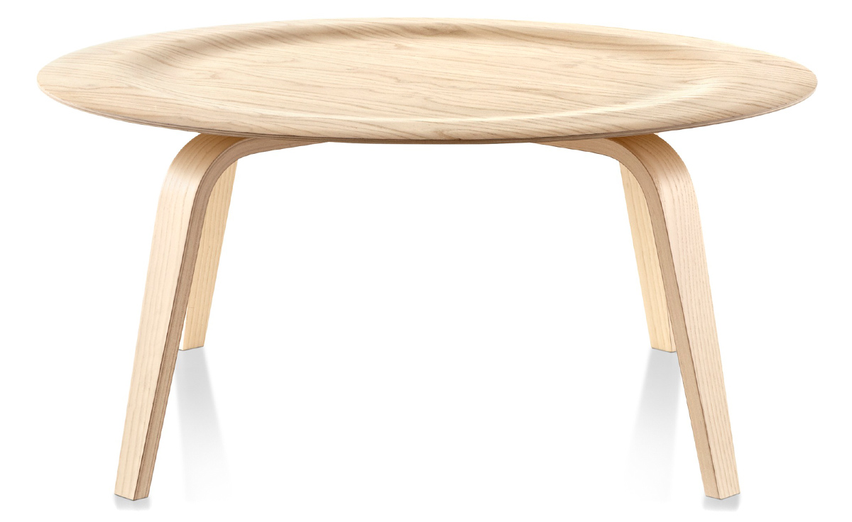 Image of: Best Eames Coffee Table