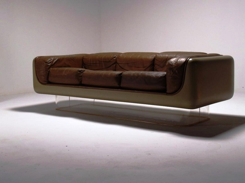 Picture of: Best Mid Century Modern Loveseat