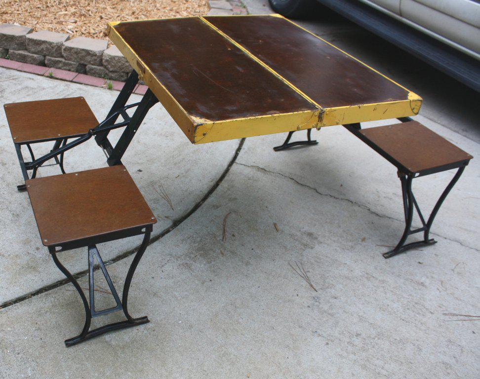 Picture of: Best Parts For Foldable Picnic Table