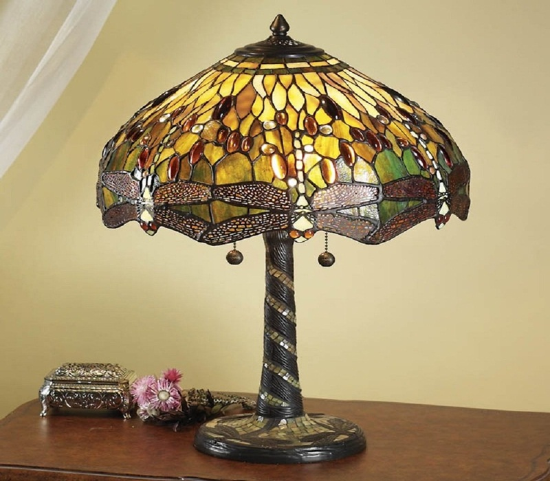 Image of: Best Quoizel Table Lamps