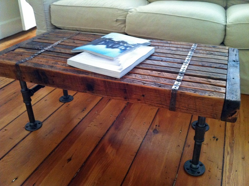 Picture of: Best Reclaimed Wood Table