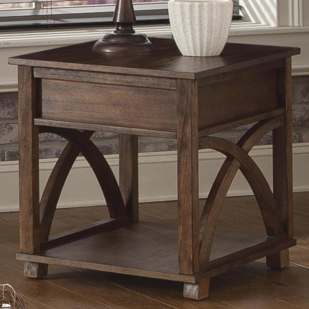 Image of: Best Rectangular End Table