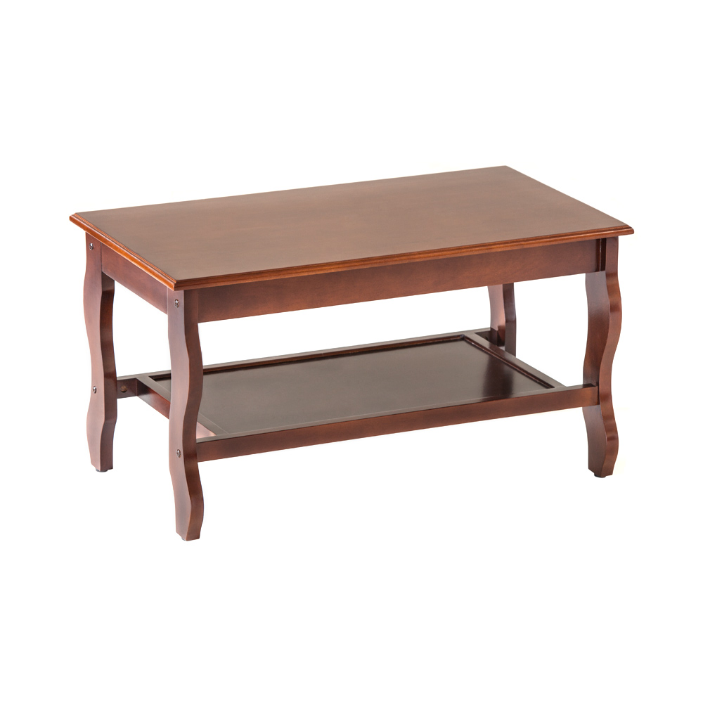 Image of: Best Solid Wood Coffee Table
