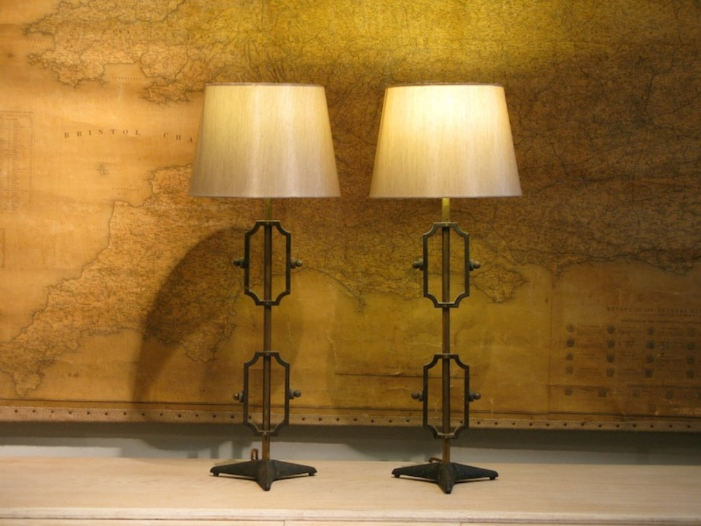 Picture of: Bronze Table Lamps Style