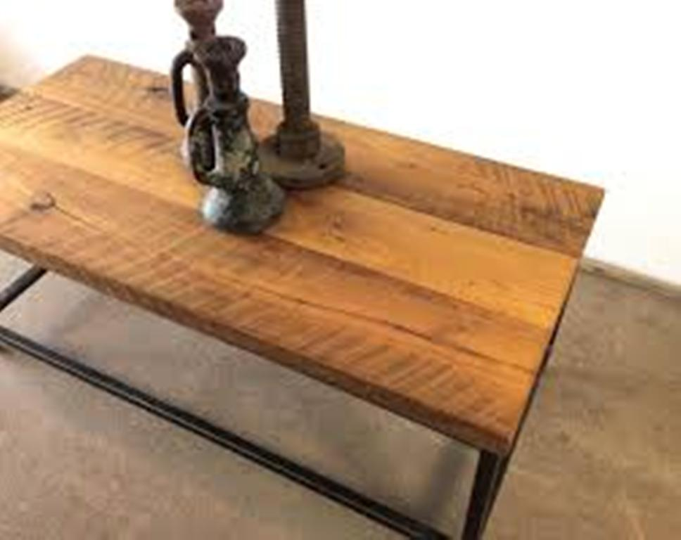 Image of: build coffee table reclaimed wood