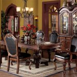 Cherry Wood Dining Table Room