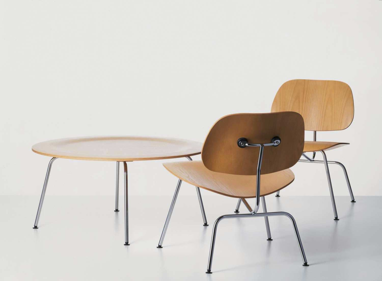 Image of: Classic Eames Coffee Table