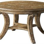 Classic Round Accent Table
