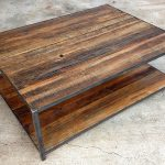 Comfortable Reclaimed Wood Table