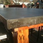 Concrete Table Tops Patio