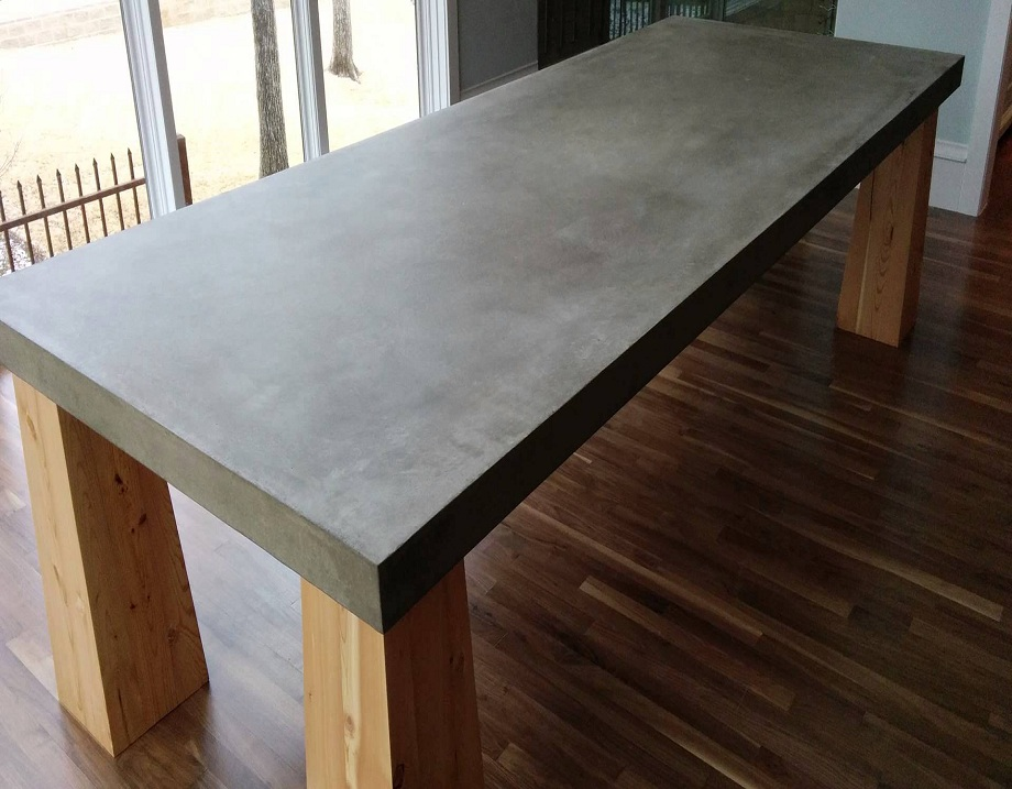 Picture of: Concrete Table Tops