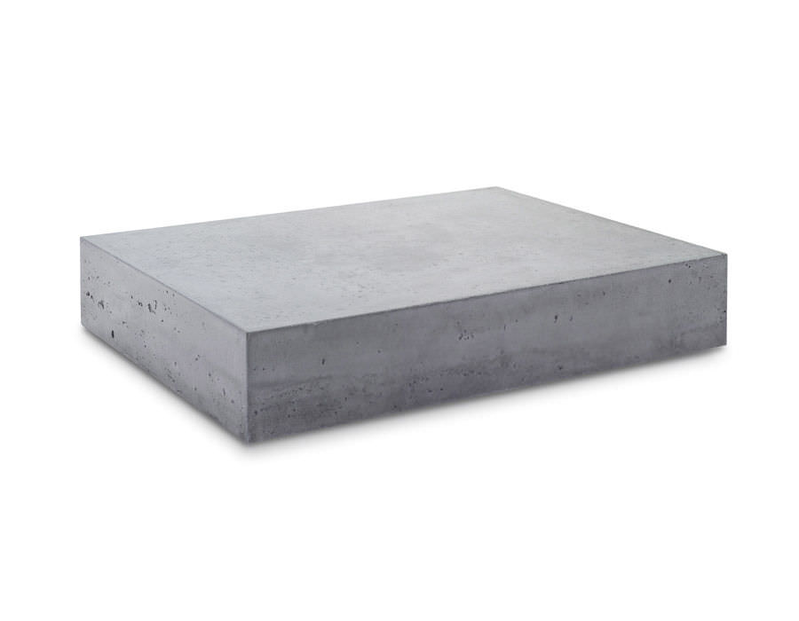 Image of: Contemporary Concrete Coffee Table