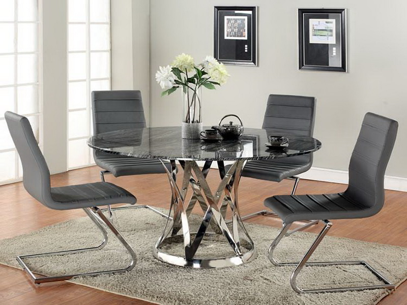 Image of: Contemporary Modern Dining Tables