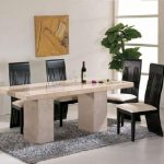 Contemporary Tempered Glass Table Top