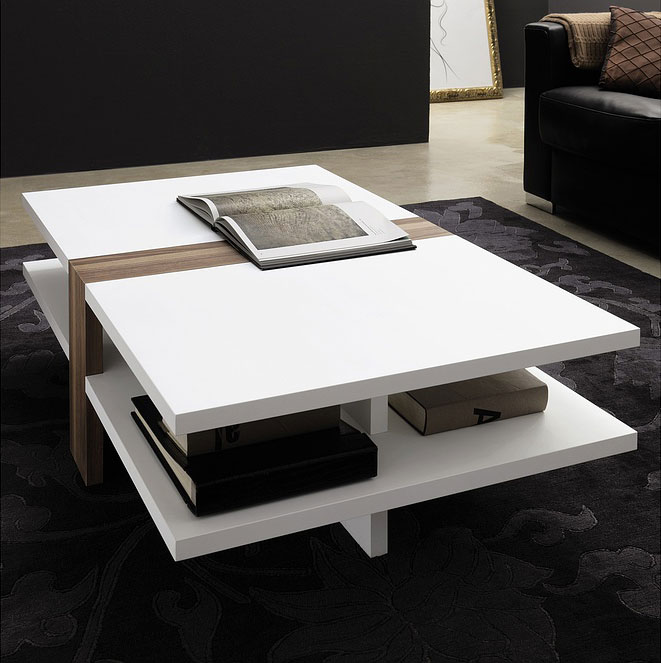 Picture of: Contemporary coffee tables furniture