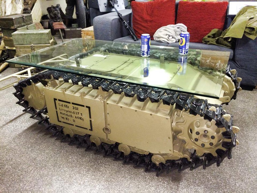Image of: Cool Unusual Coffee Tables