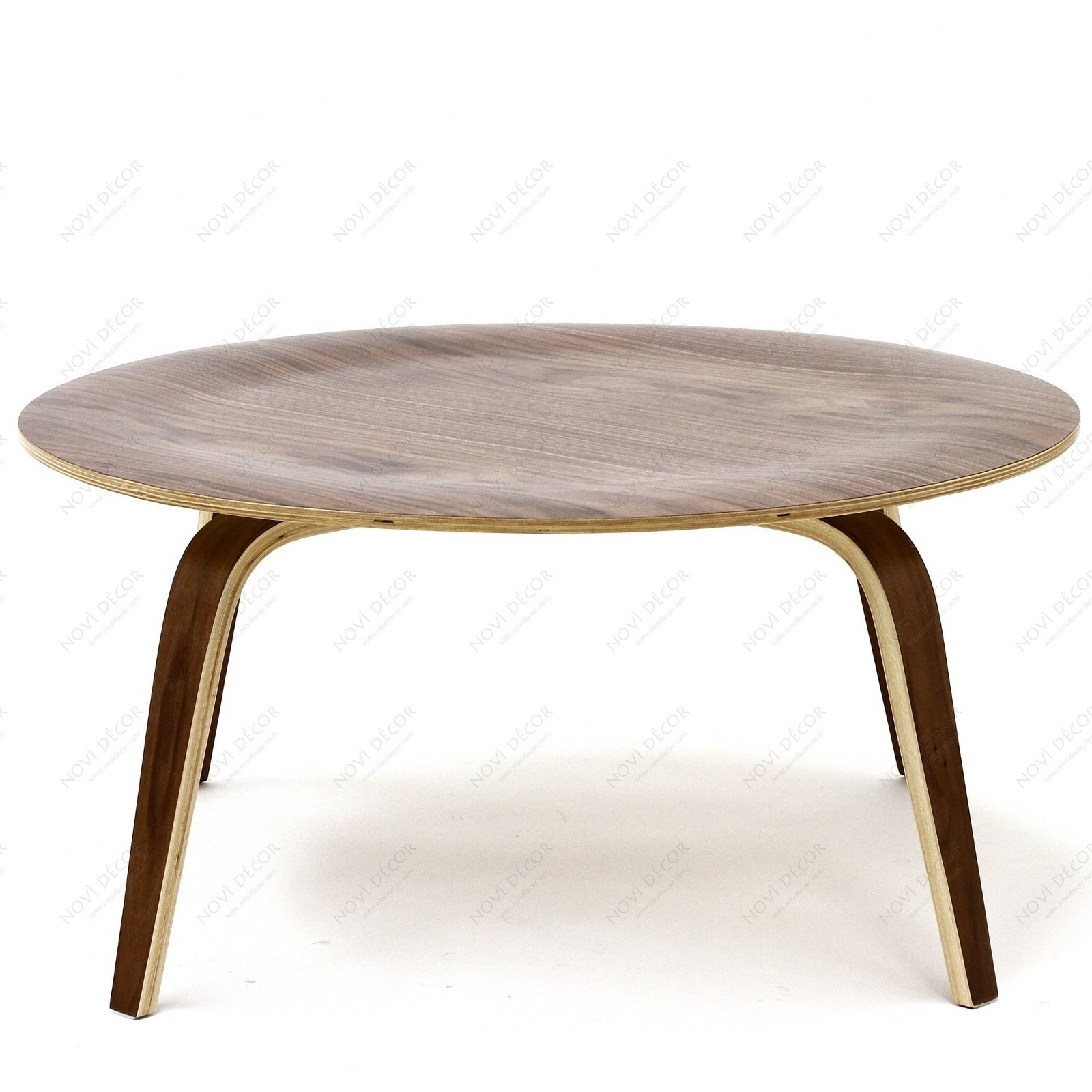Image of: Creative Eames Coffee Table