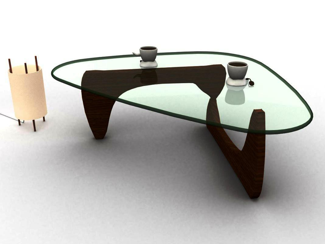 Picture of: Creative Noguchi Coffee Table