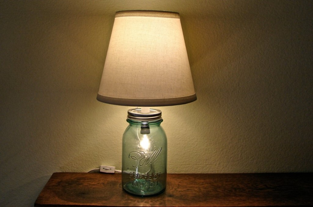 Picture of: crystal tall table lamp