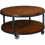 Decorative Solid Wood Coffee Table