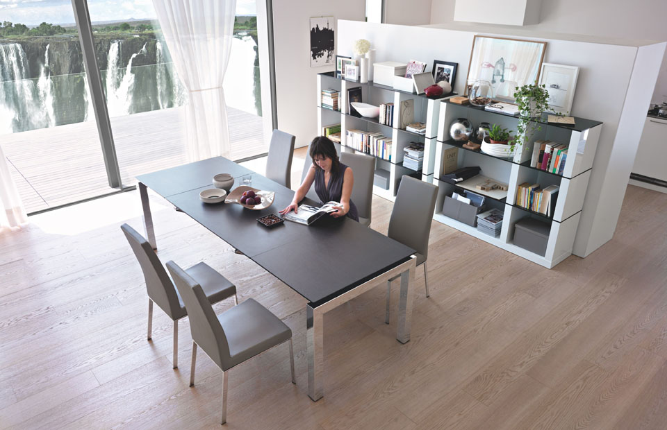 Image of: Design Calligaris Dining Table