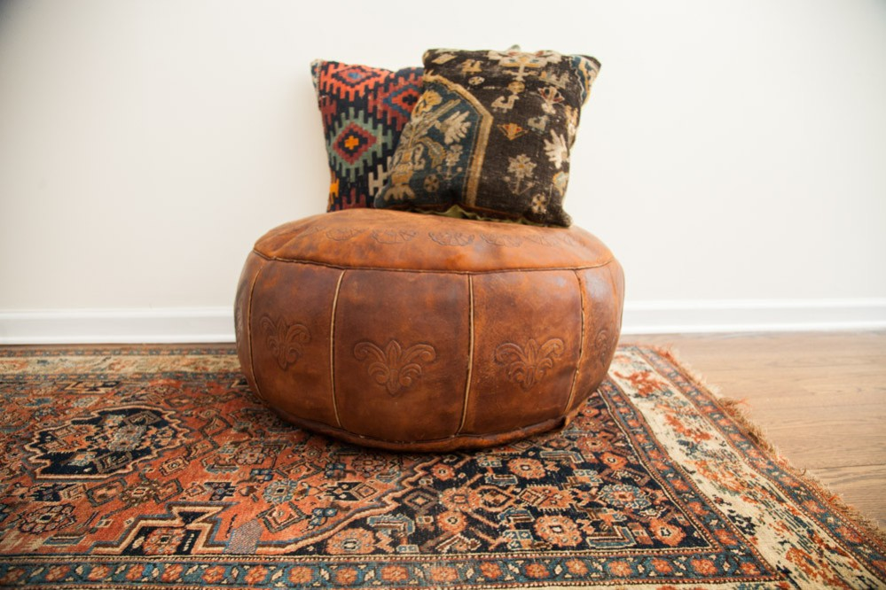 Designer Poufs and Ottomans
