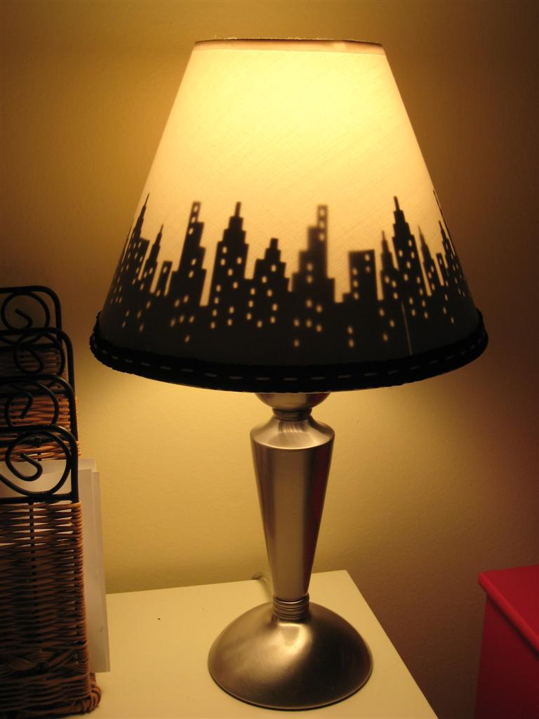 Picture of: Designer lamp shades for table lamps