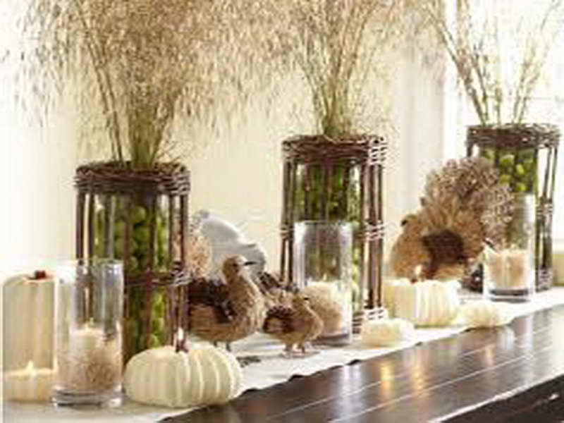 Picture of: Dining Room Table Centerpieces Ideas