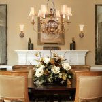 Dining Room Table Centerpieces Lighting
