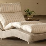 Double Chaise Lounge Modern