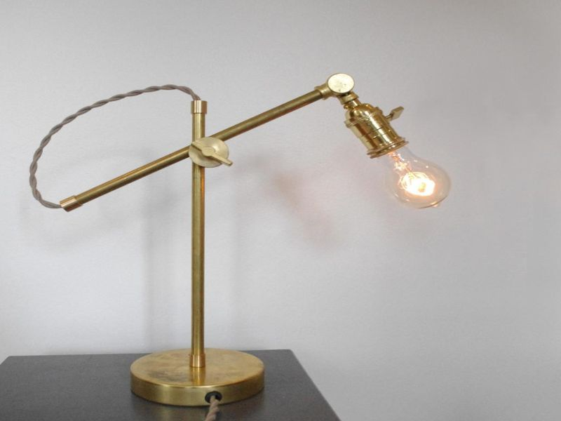 Edison Table Lamp Furniture