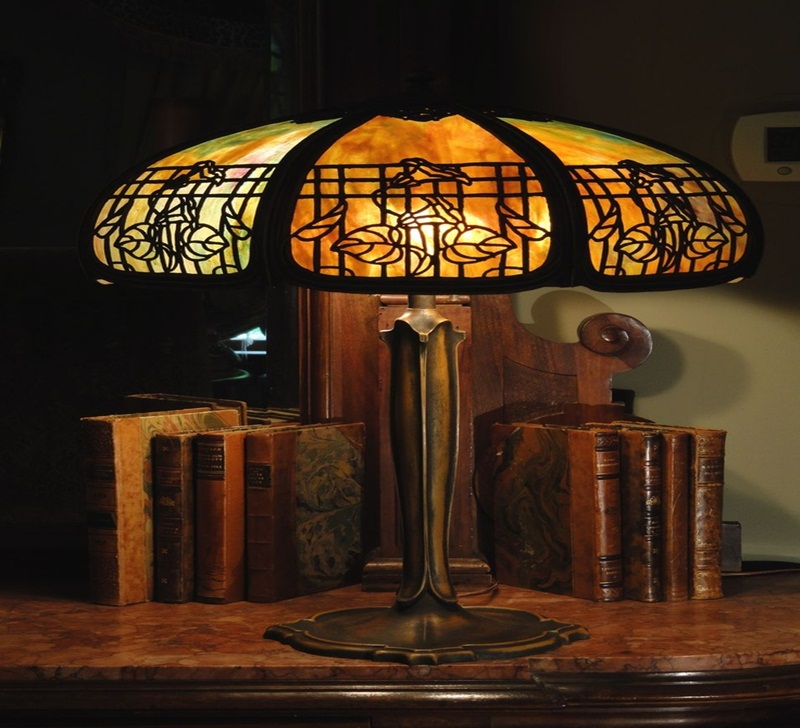Picture of: Elegant Quoizel Table Lamp