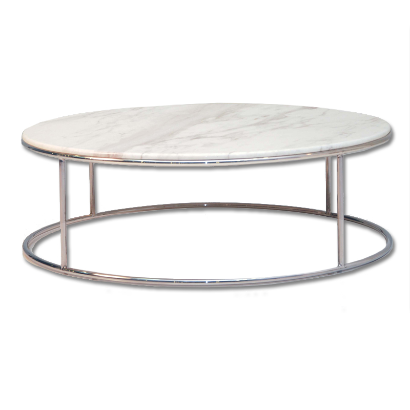 Image of: Elysee Marble Coffee Table